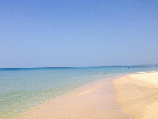 Tropicana Resort Phu Quoc : Пляж
