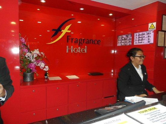 Fragrance Hotel - Ruby: lobby