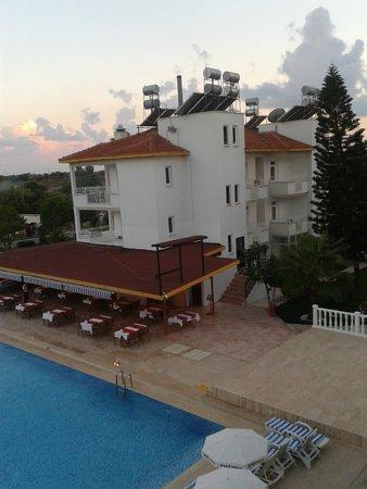 Side, Anthos Garden Hotel, Idare Binası Ve Yemekhane