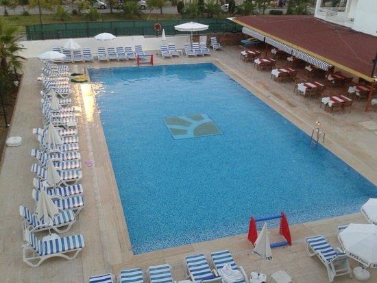 Superb Side, Anthos Garden Hotel, Havuz