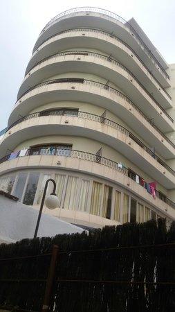 Haromar Hotel : Вид отеля с улицы