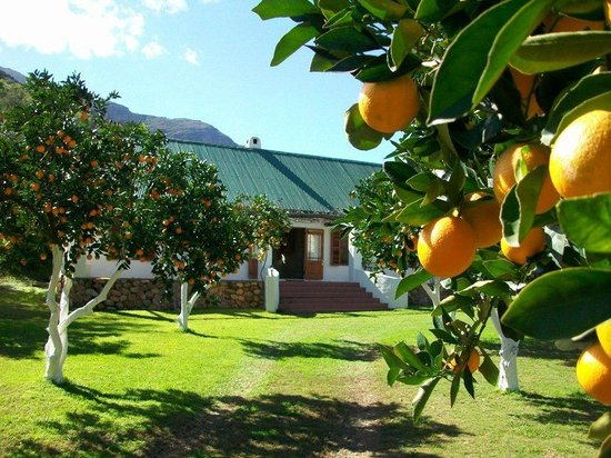 Boschkloof Self Catering Cottages