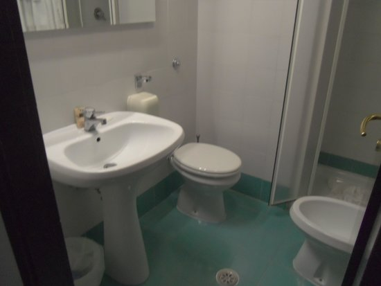 Excel Hotel Roma Montemario : bagno