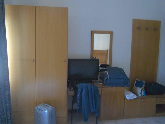 Excel Hotel Roma Montemario : arredamento