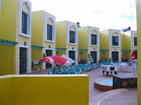 Caleta Playa Apartments: lovely hotel