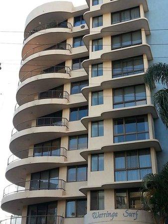 Warringa Surf Apartments: Warringa