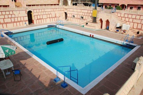 Dhola Ri Dhani Swimming Pool Picture Of Dhola Ri Dhani Hyderabad Tripadvisor