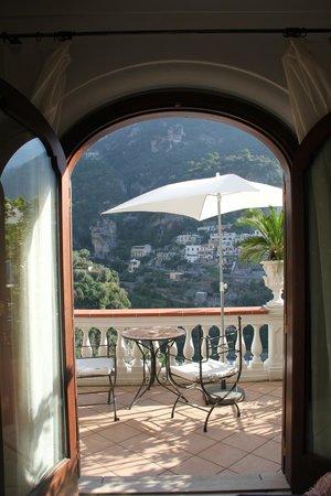 Villa Palumbo B&B: terrazzo