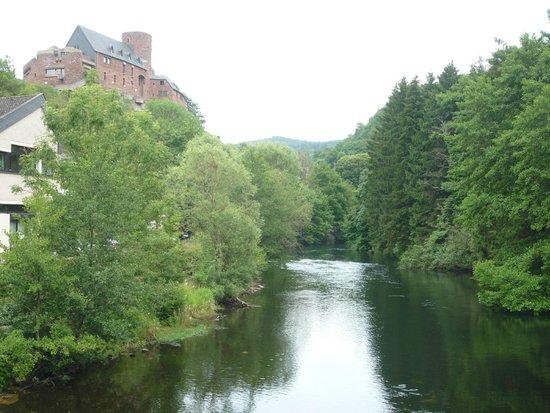 Rurtalsperre picture of eifel national park gemund for Eifel germany hotels