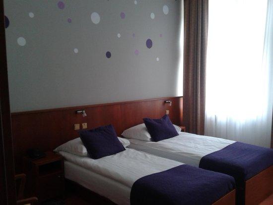 Hotel Atlantic : Camera doppia