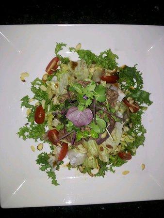 Relish: Beef salad