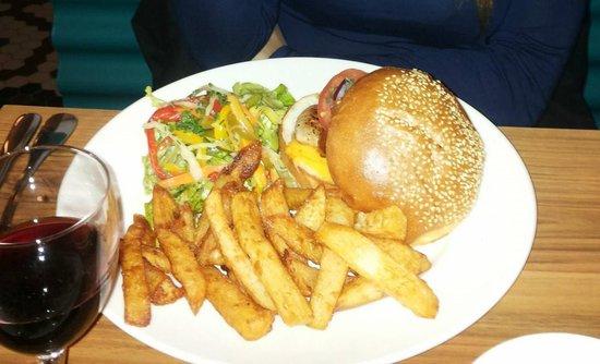 L'Envie: hamburger