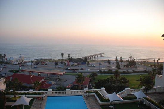The Boardwalk Hotel: Sunrise