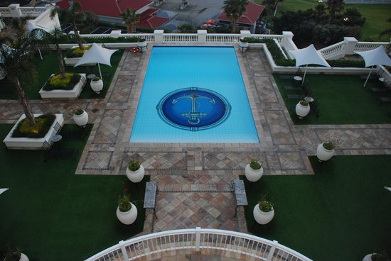 The Boardwalk Hotel: pool