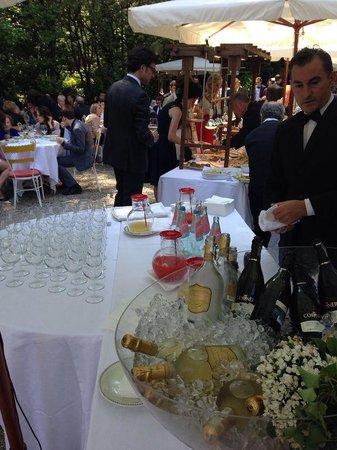 Hotel Villa Carlotta: L'aperitivo