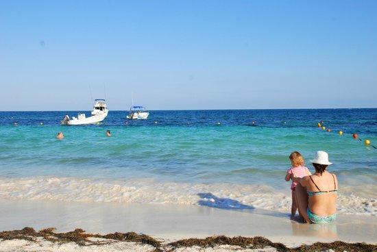 Hotel Hacienda Morelos: hotel beach
