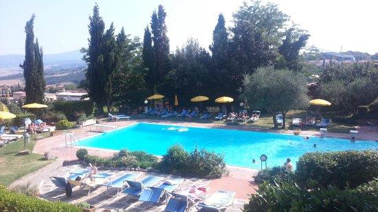 Casanova Wellness Center - Hotel Residence SPA & Beauty Farm: piscina esterna