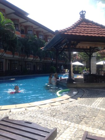 Adi Dharma Hotel: This is the life!