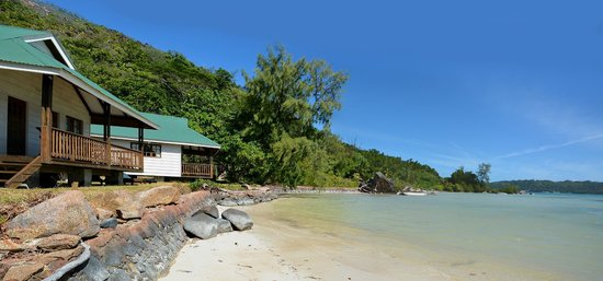 Iles des Palmes: Strand