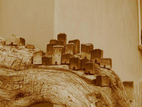 بي آند بي ماريبوسا: Particolare di una scultura
