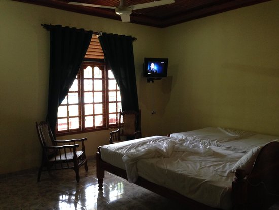 Wila Safari Hotel: BED ROOM
