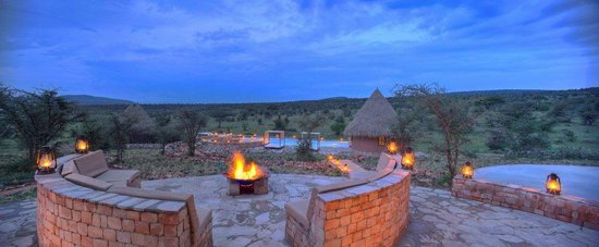 Mara Bushtops: The Amani African Spa Village