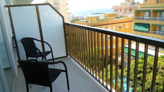 Hotel JS Palma Stay : Balkon