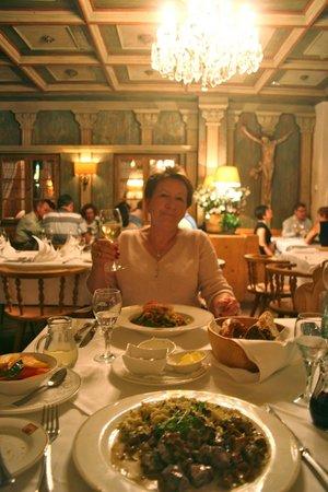 Spatenhaus: Excellents plats de gibier