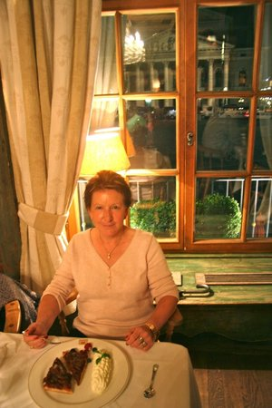 Spatenhaus: Sans oublier les désserts