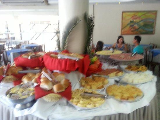Nauticomar All Inclusive Hotel & Beach Club: Gostoso demais