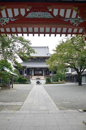 Zenkoji Temple: omote