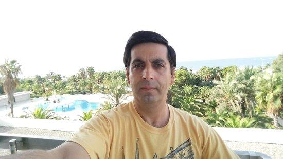 Sural Saray Hotel: Suite Balcony