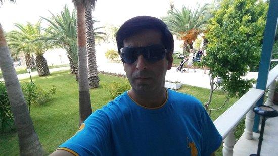 Sural Saray Hotel: Hotel Garden