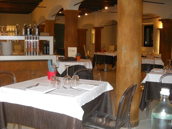 Locanda Sant' Ambrogio: ristorante