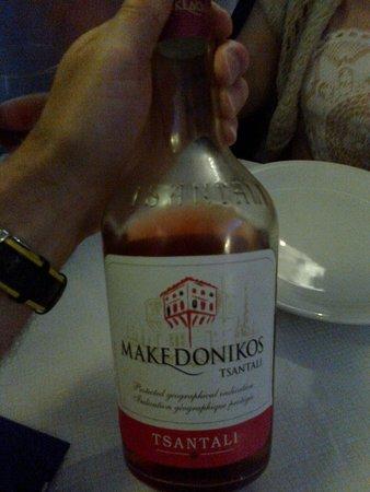 Ouzo and Olives: Makedonikos Rose