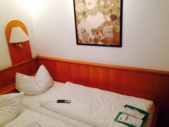 Hotel Liebetegger: Letto