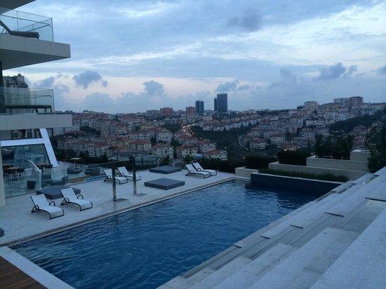 Raffles istanbul hotel turquie voir les tarifs 12 avis et 815 photos - Piscine istanbul ...