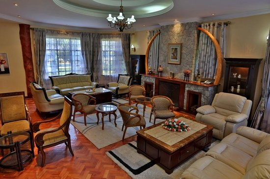 Cold Springs Karen Boutique Hotel: Coffee lounge