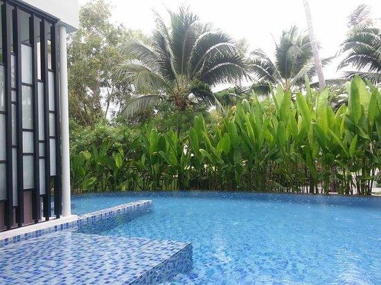 Holiday Inn Phuket Mai Khao Beach Resort: Pool access room