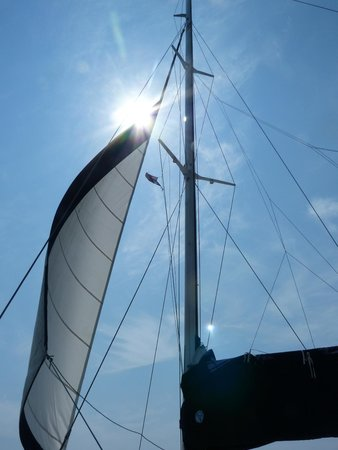 Mystique Yachting Luxury Catamaran Sailing Trips