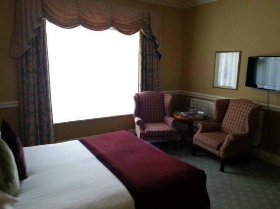 Hallmark Hotel Bournemouth Carlton : Bedroom
