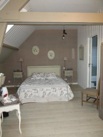 Le Pourquoi Pas: Bedroom