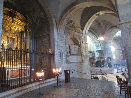 Duomo Vecchio di Brescia : sept 2014