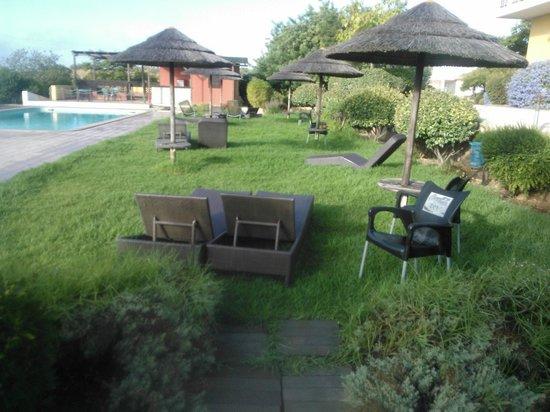 Hotel Rural Quinta do Marco : Piscina