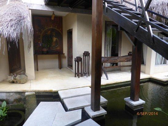 La Villa Mathis: vue extérieure chambre