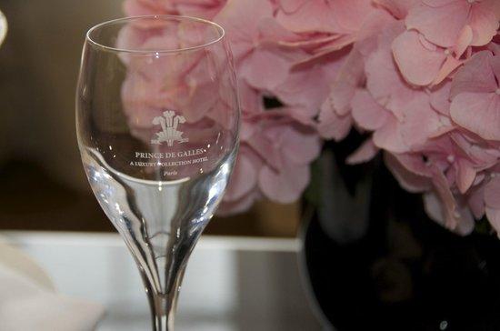 Prince de Galles, a Luxury Collection Hotel: Details