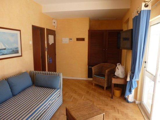 Hotel do Cerro : room5