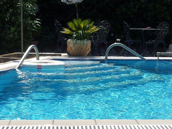 Da Maria: Scalinata della piscina