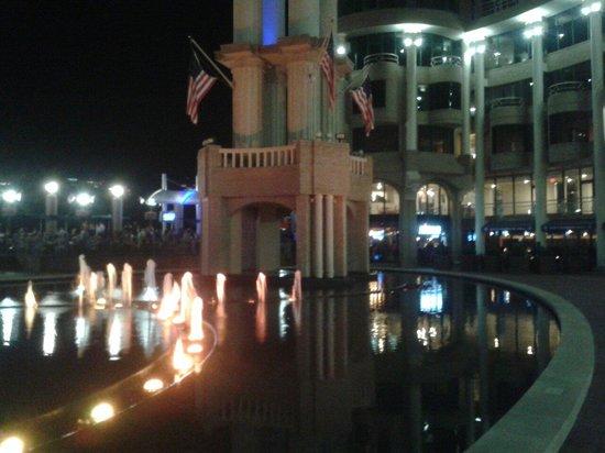 Georgetown : Piazza
