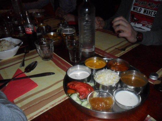 Indian Restaurant Kamasutra: salse e salsette!